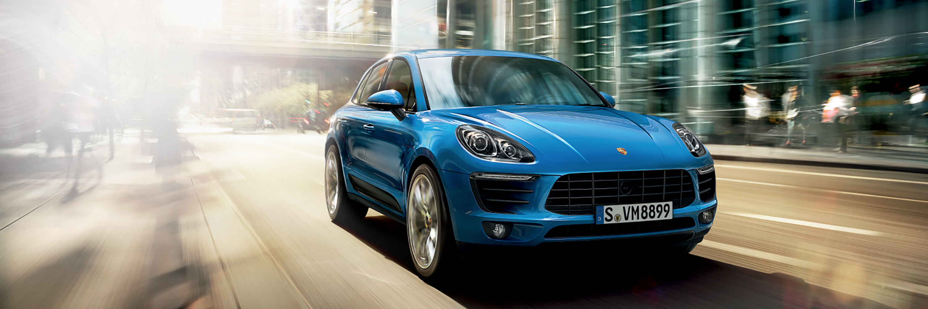 Macan Launch